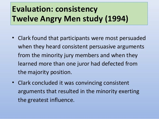 a literary analysis of the jury in 12 angry men Did you find any flaws in the final analysis of the jurors in '12 angry men'  one of  the most critical elements of the play is how the personalities.