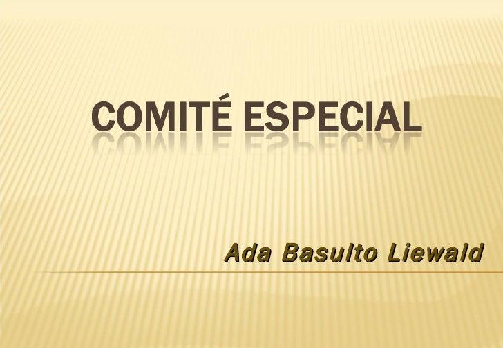 Ada Basulto Liewald