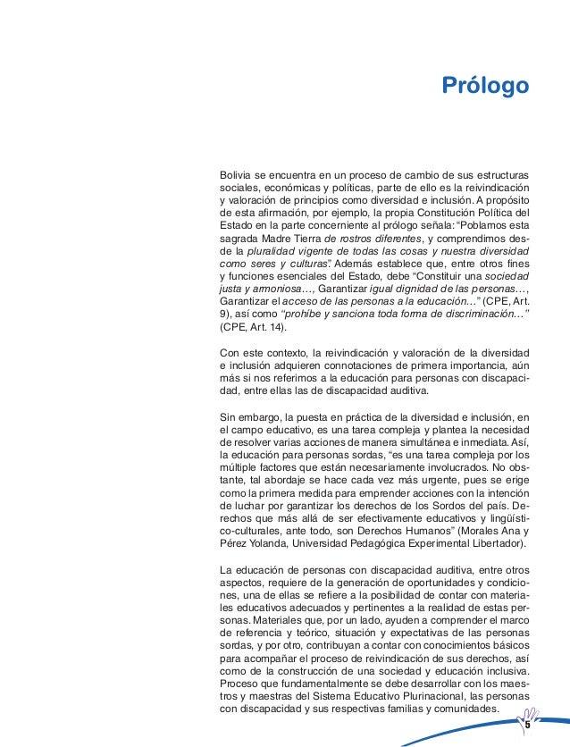 MODULO 4 LENGUAJE DE SEÑAS BOLIVIANO