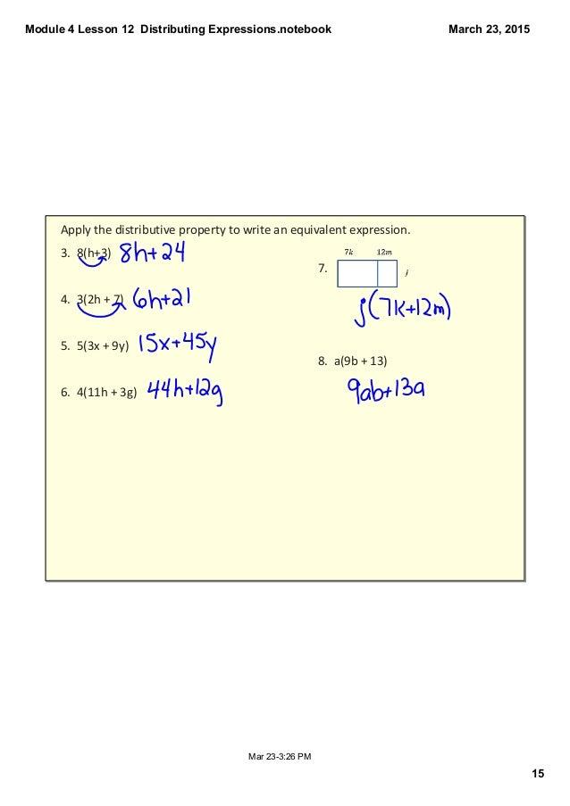 Mod 4 Lesson 12