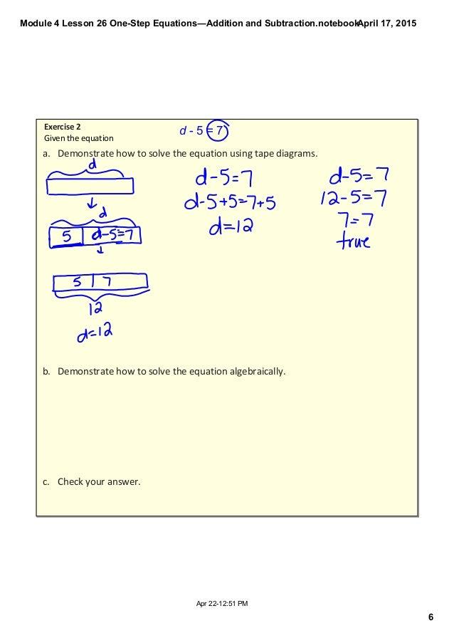 Mod 4 Lesson 26