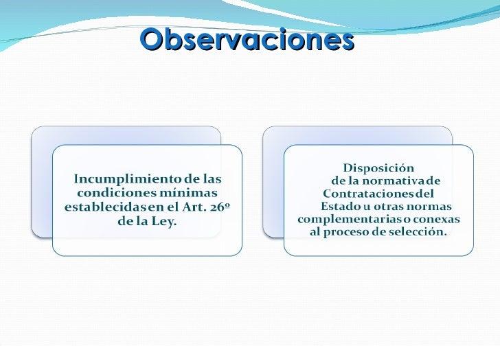 Observaciones