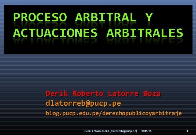 Derik Roberto Latorre BozaDerik Roberto Latorre Boza dlatorreb@pucp.pedlatorreb@pucp.pe blog.pucp.edu.peblog.pucp.edu.pe//...