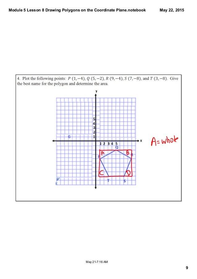 Mod 5 lesson 8