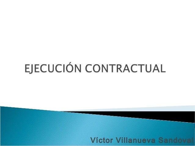 Víctor Villanueva Sandoval