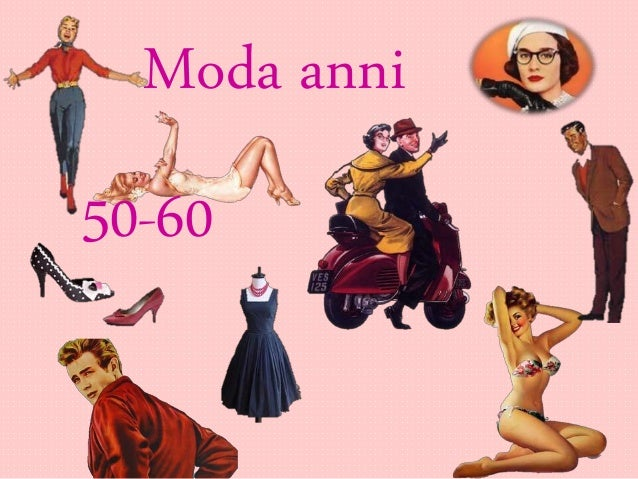 Moda anni 50-60 ... e7b41f14e30