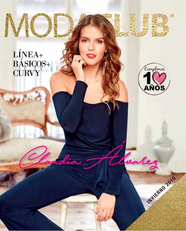 Moda Club Catálogo Invierno
