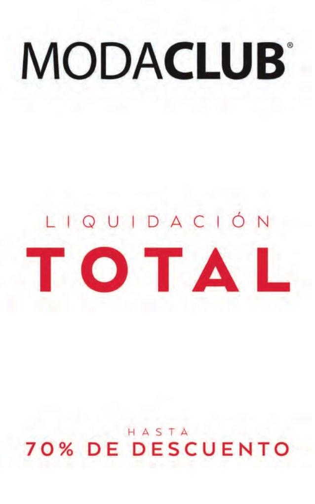 ModaClub Primavera Verano 2015 Liquidacion Total Volumen 3