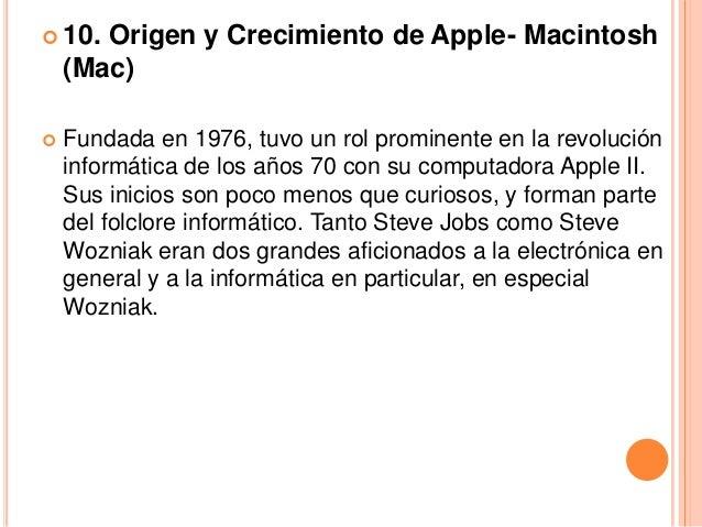    De esta afición, surgió su primera computadora, la Apple    I, el cual fue presentado en la Homebrew Computer Club.   ...