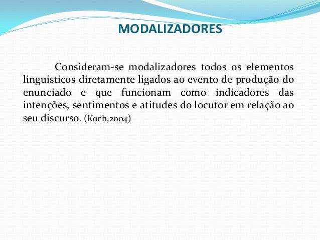 Modalizadores Slide 3