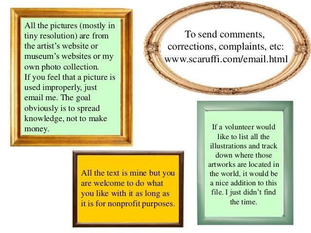 A Visual History of the Visual Arts - Part 2