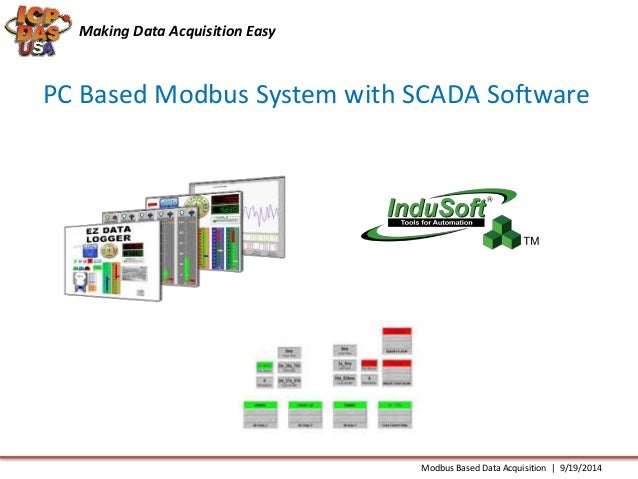 Modbus Based Data Acquisition
