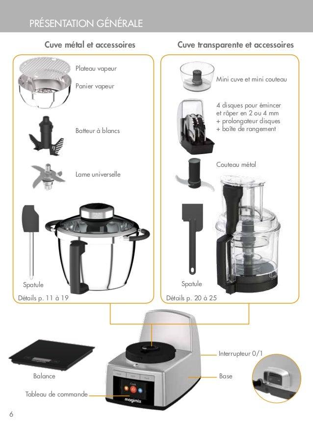 mode d 39 emploi robot cuiseur magimix cook expert. Black Bedroom Furniture Sets. Home Design Ideas