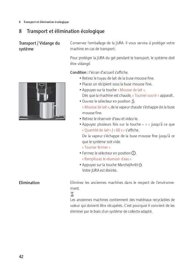 Probleme Error  Machine A Cafe Jura