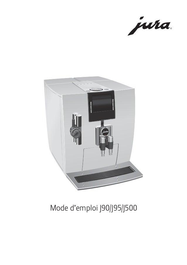 Mode d'emploi J90/J95/J500