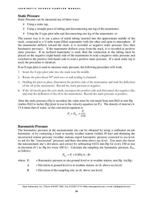 model series manual