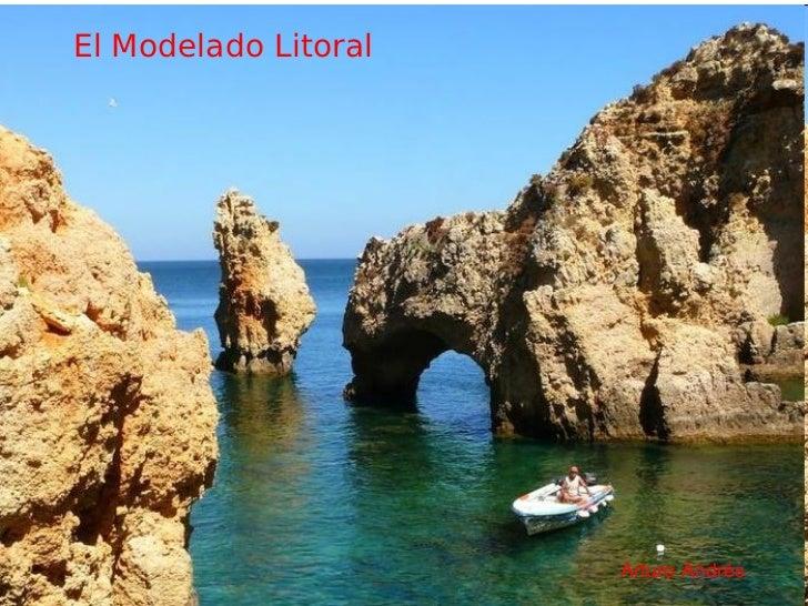 Modelado litoral