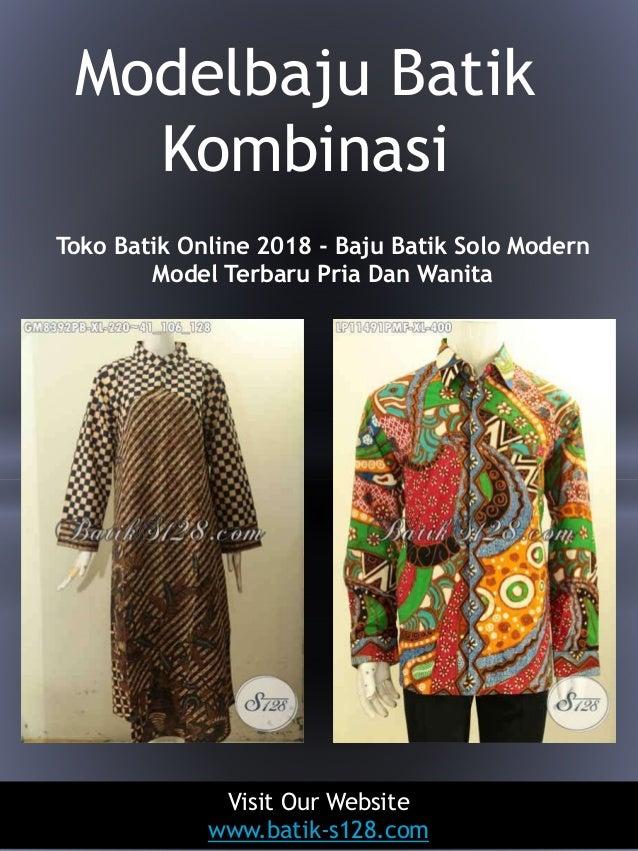 Daily Update  Model Baju Batik Solo Modern 5e8f080a2e