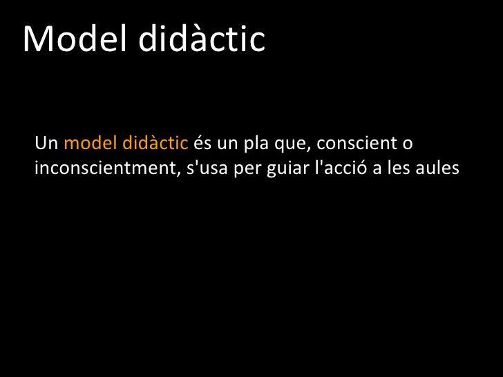 Model didàctic, competències i tecnologia digital. Vilanova, 28 de juny Santa Coloma, 29 de juny Ramon Grau Jornada Format...