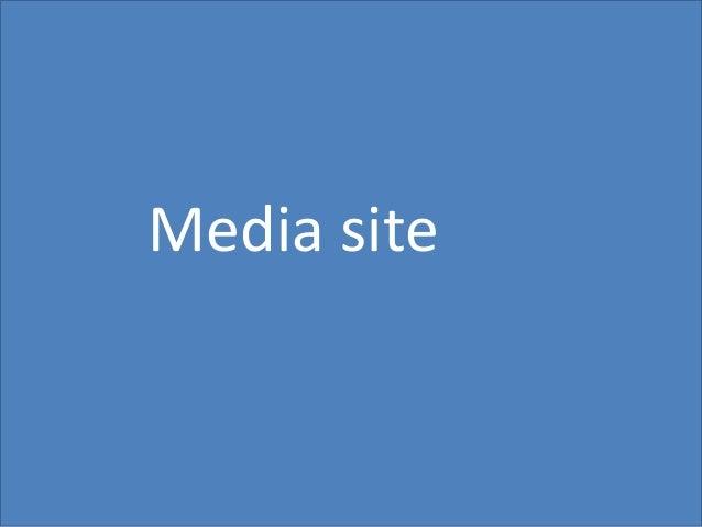 22 Media site