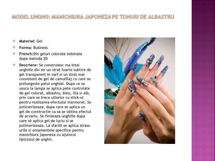 Modele unghii false Slide 3