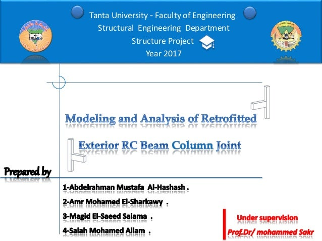 Modeling and Analysis of Retrofitted Exterior RC Beam Column