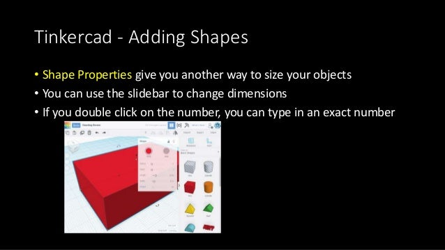 Modeling For 3d Printing With Tinkercad