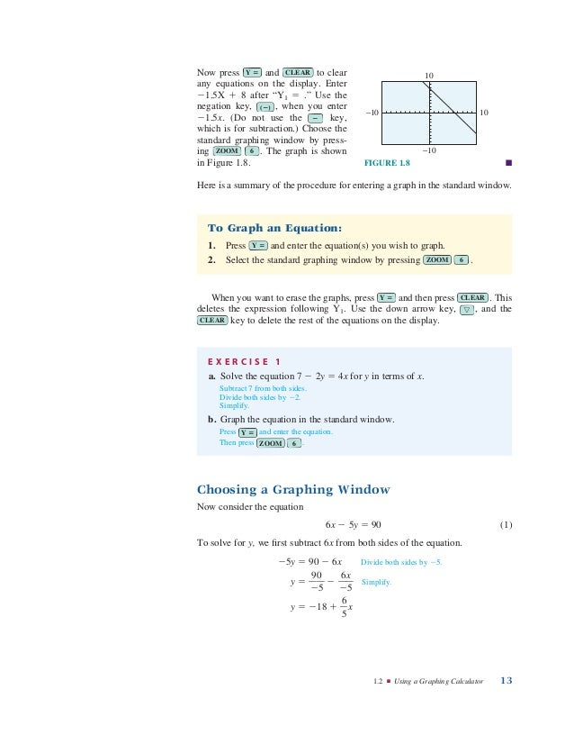 Modeling functions and graphs algebra for college students – October Sky Worksheet