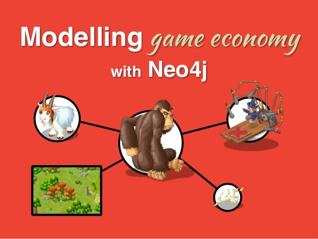 Modelling game economy with Neo4j