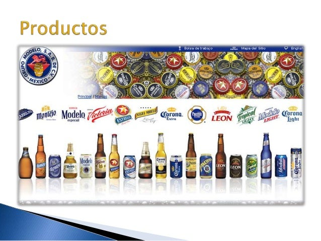 Grupo de modelos industriales grupo modelo for Modelo de catalogo de productos