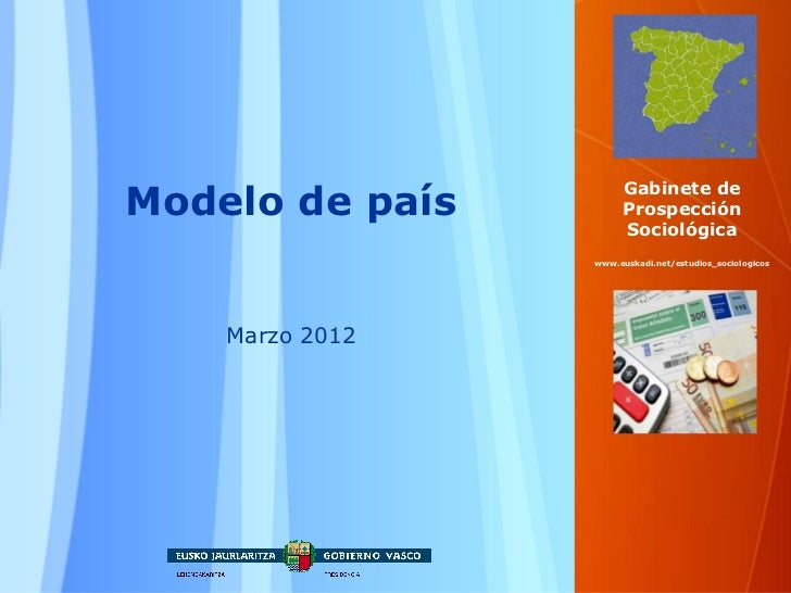 Modelo de país                      Gabinete de                      Prospección                      Sociológica         ...