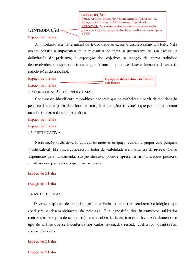 Tcc de letras lingua portuguesa tema pronomes indefinidos 9