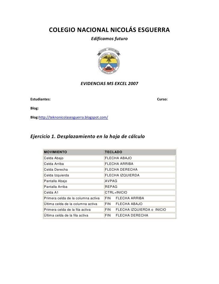 COLEGIO NACIONAL NICOLÁS ESGUERRA                                          Edificamos futuro                              ...
