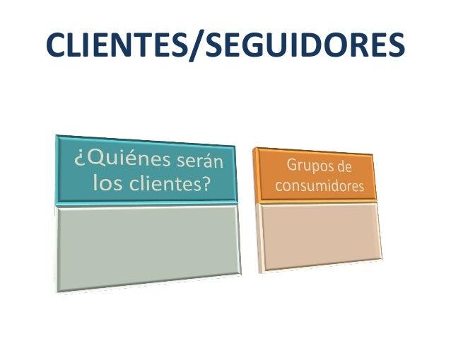 CLIENTES/SEGUIDORES