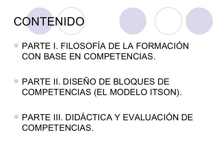 ENFOQUE EDUCATIVO BASADO EN COMPETENCIAS Slide 3