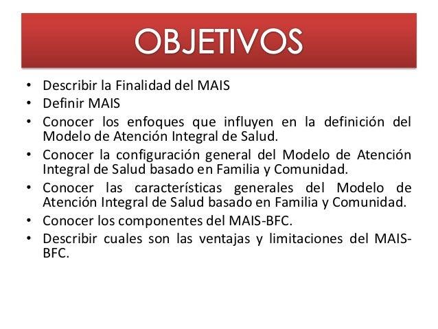 Modelo de Atención Integral de Salud - Perú Slide 3