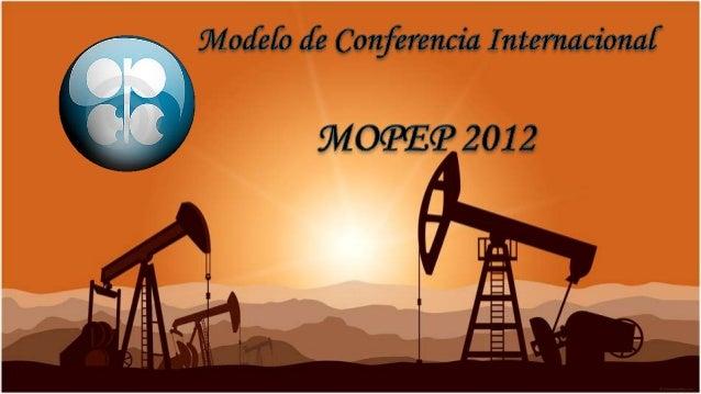 La Organización de Países Exportadoresde Petróleo (OPEP) es una organización intergubernamental, con sede en Viena. Creada...