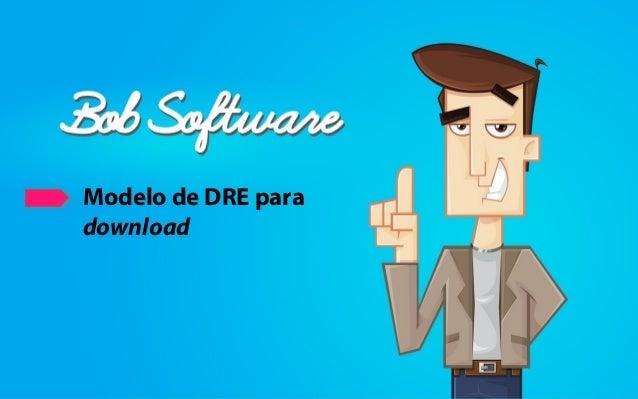 Modelo de DRE para download