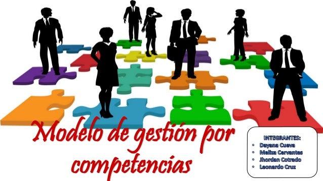 Modelo de gestión por competencias
