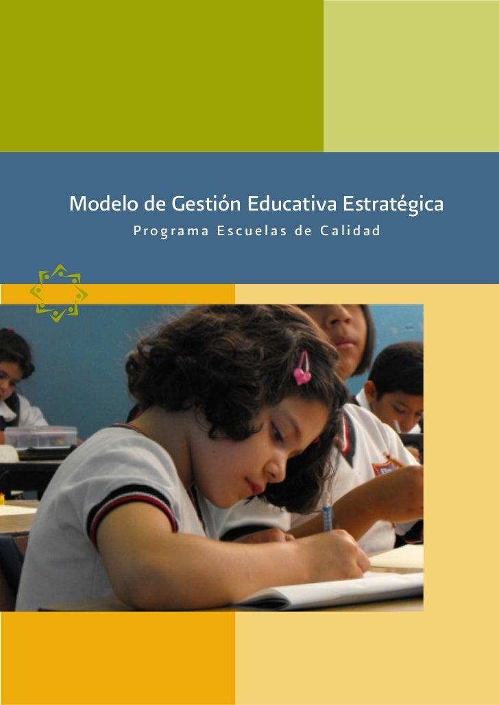 Modelo de gestion educativa estrategica[1] Slide 3