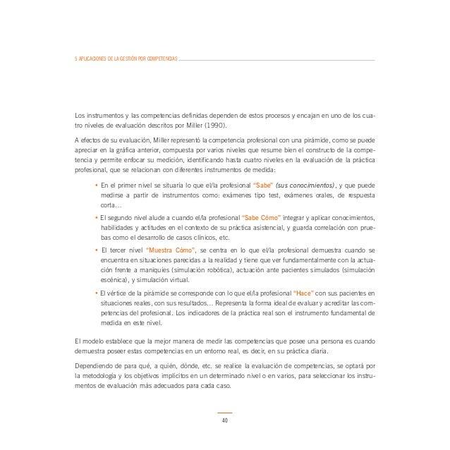 5 APLICACIONES DE LA GESTIÓN POR COMPETENCIAS  • Definir los aspectos curriculares y de baremo que puedan ser acreditadore...