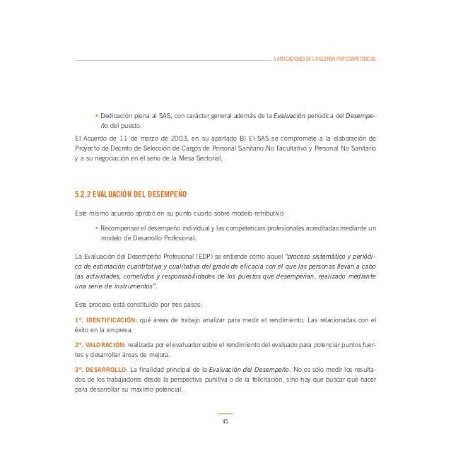5 APLICACIONES DE LA GESTIÓN POR COMPETENCIAS  Así, para cada categoría profesional o especialidad, se han revisado los Ma...