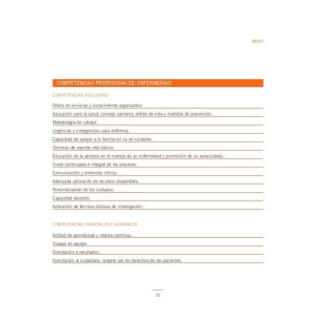 ANEXO 3  CUARTO: EFECTOS Y RETRIBUCIONES  profesional tendrá los siguientes efectos para las categorías del personal de ge...