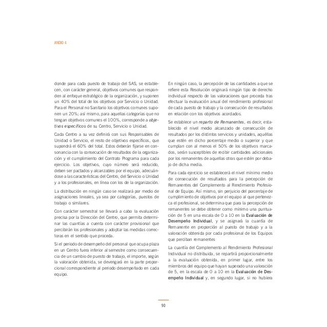 Modelo de gestión por competencias del SSPA