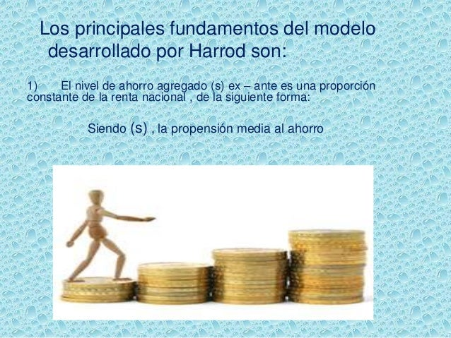 harrod domar As we know that one of the principal strategies of development is mobilisation of domestic and foreign saving in order to generate sufficient investment to accelerate economic growth the economic mechanism by which more investment leads to more growth can be described in terms of harrod-domar.