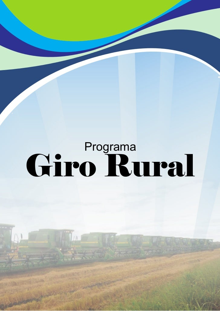 ProgramaGiro Rural