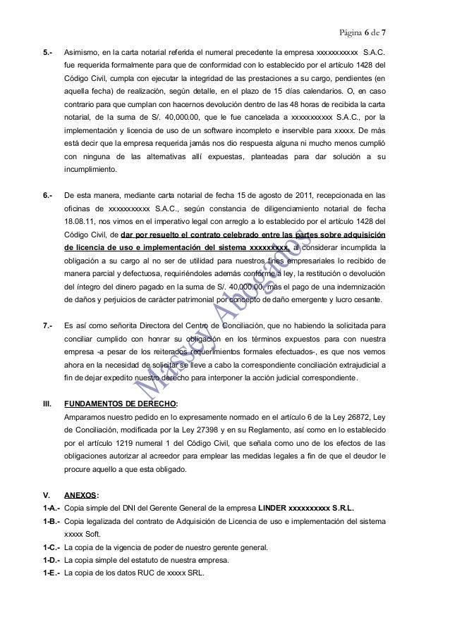 modelo acuerdo extrajudicial clausula suelo 1