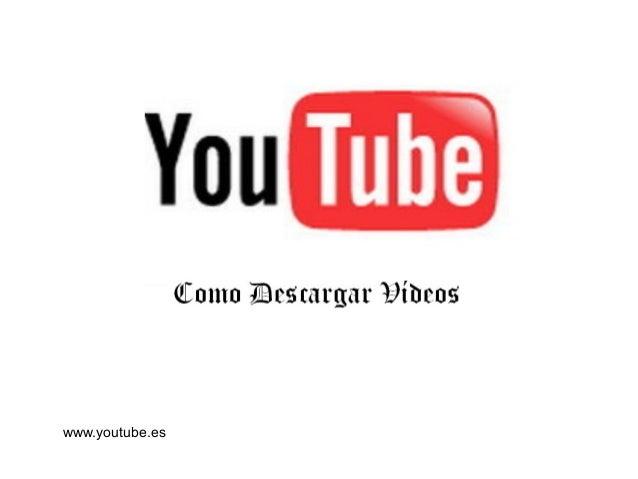 www.youtube.es