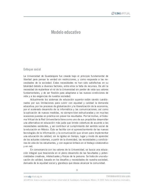Modelo educativo Slide 3