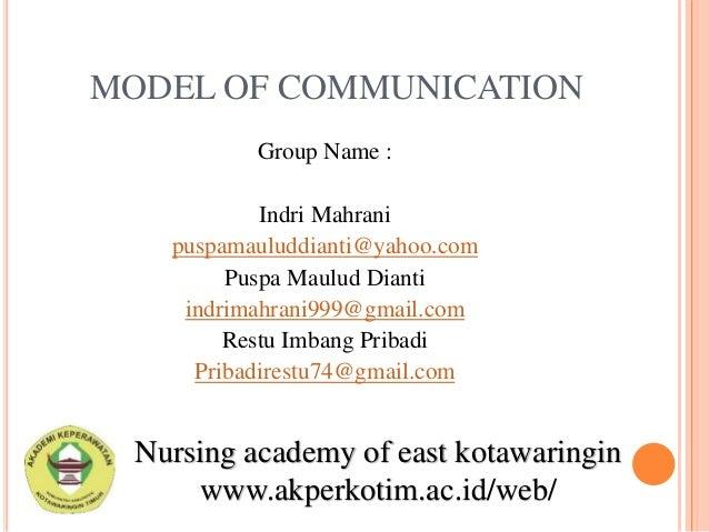 types of communication in nursing